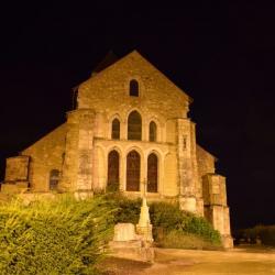 Saint Nicaise ...la nuit !