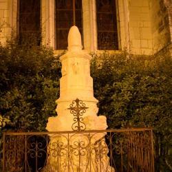 Lanterne des morts. D.Dumont