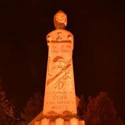 Monument aux morts D.Dumont
