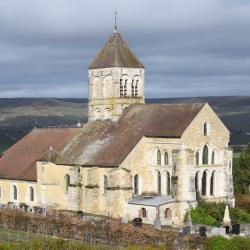 Eglise Saint Nicaise  de jour D. Dumont
