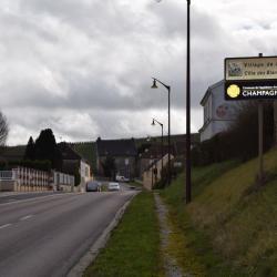 Cuis (entrée Ouest)