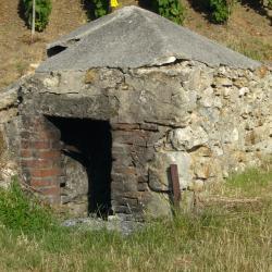 Ancienne cabane de vignes